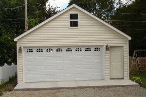 new garage doors builders