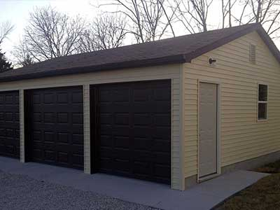 garage construction repairs chicagoland