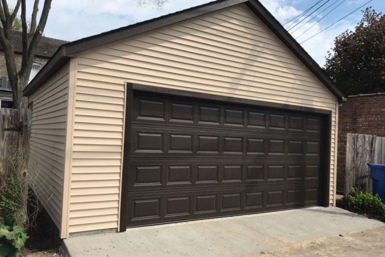 When is it time to change your garage siding?